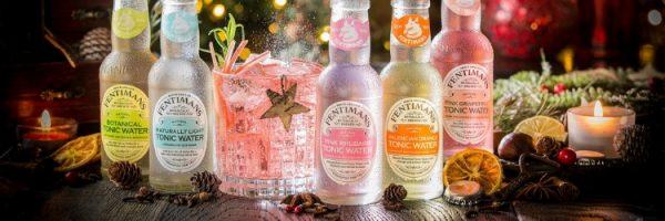 fentimans flesjes limonade pastel kerst
